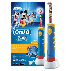 comprar Oral-B Stages Power Kids Mickey Mouse opiniones