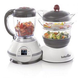 Los mejores robots de cocina bebé
