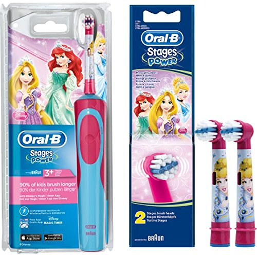 comprar Braun Oral-B Stages Power Kids Cenicienta opiniones