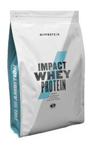 mejor proteína whey de suero de leche myprotein
